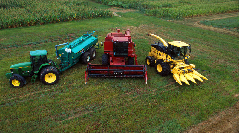 AGRICOLTURE EQUIPMENT
